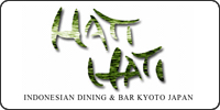 Indonesia Dining & Bar HATI HATI (Kyoto)